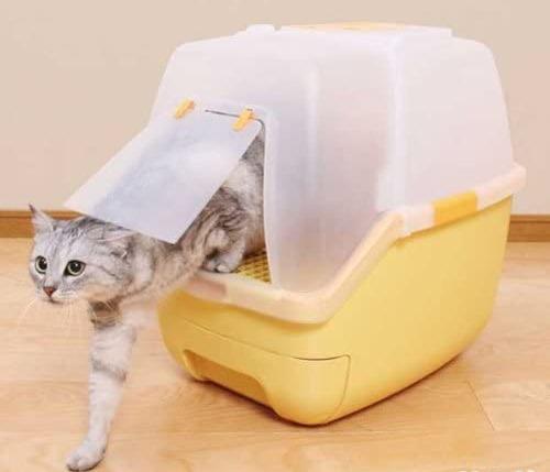 アイリスオーヤマ楽ちん猫トイレ