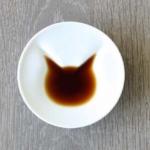 猫のしょうゆ小皿