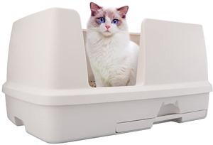 大きいサイズの猫トイレ・デオトイレ快適ワイド