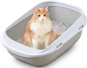 大きいサイズの猫トイレ・メガトレー