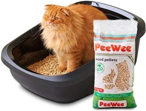 大きいサイズの猫トイレ・PeeWee エコビッグ