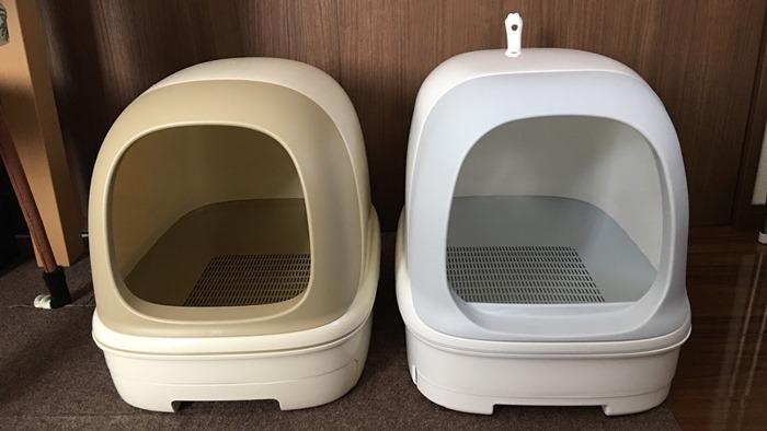 新旧ニャンとも清潔トイレを徹底比較