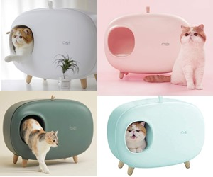 デザインがおしゃれなBYGO猫トイレ