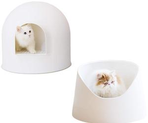 おしゃれな猫トイレ・ピダン