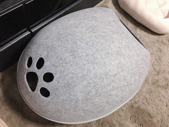 ドーム型キャットハウス(猫用ベッド)